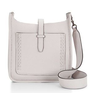 rebecca minkoff unlined feed bag whipstich